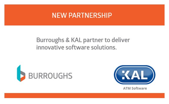 Burroughs and KAL Partner to Deliver Innovative Software Solutions