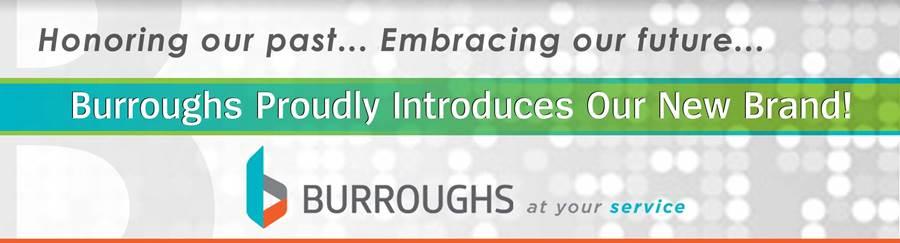 New Burroughs Brand