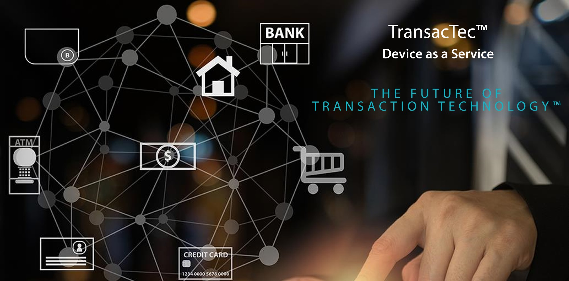 Burroughs Introduces TransacTec™ Device as a Service – The Future of Transaction Technology